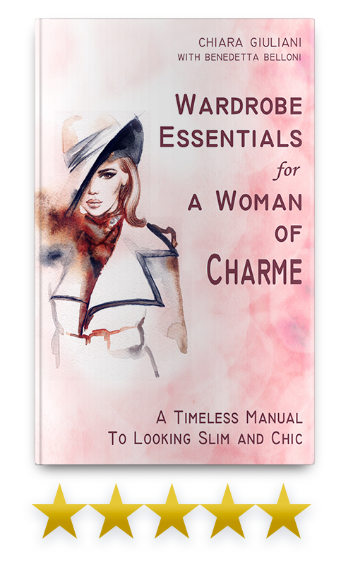 Wardrobe Essentials for a Woman of Charme: A Timeless Guide to Looking Slim and Chic
