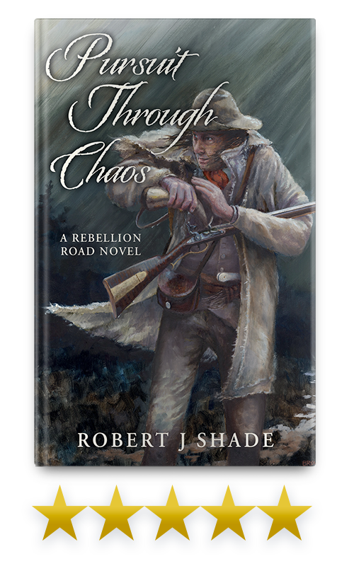 Pursuit Through Chaos by Robert J. Shade