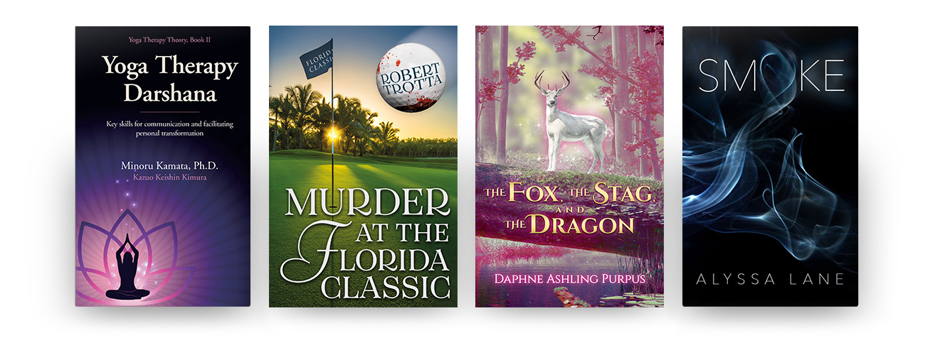 book marketing covers